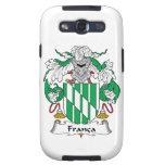 Franca Family Crest Galaxy S3 Case
