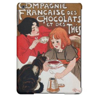 Francais de Chocolats French Chocolate iPad Air Case