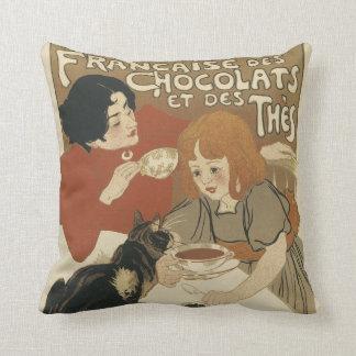 Francaise des Chocolats Pillow