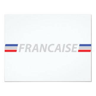 francaise icon card