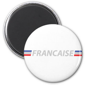 francaise icon magnet