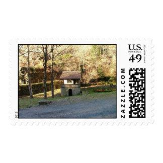 France 12 postage