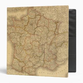 France 18 binder
