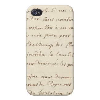 France 19 iPhone 4 covers