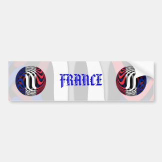 France #1 bumper sticker