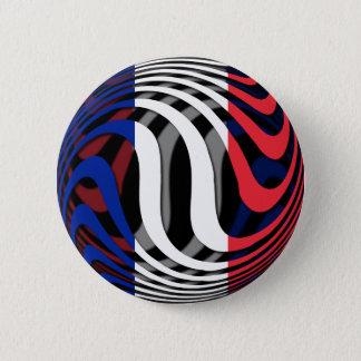 France #1 button