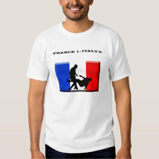 France 1 italy 0 French Soccer Dresses