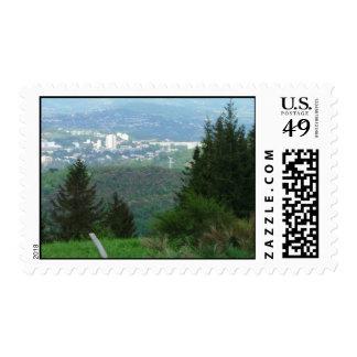 France 20 - Saint-Etienne Stamp