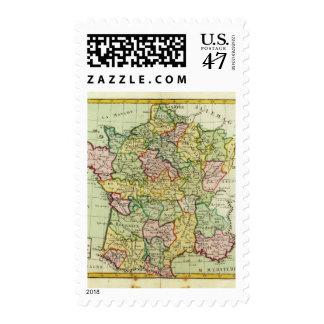 France 21 postage