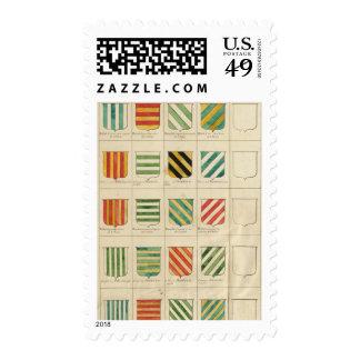 France 22 postage stamp