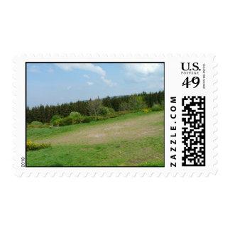 France 25 stamp