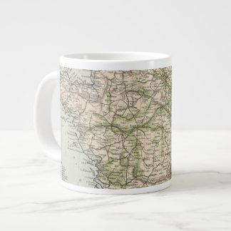 France 26 large coffee mug