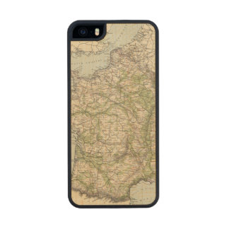 France 26 maple iPhone 5 case