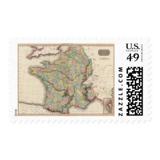 France 27 postage stamp