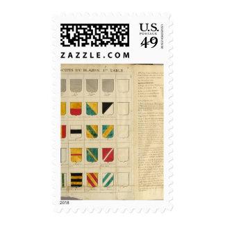 France 28 postage stamp