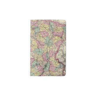 France 2 pocket moleskine notebook