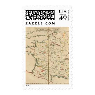 France 30 stamps