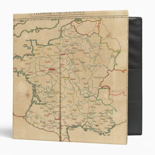 France 32 binders