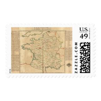 France 32 postage