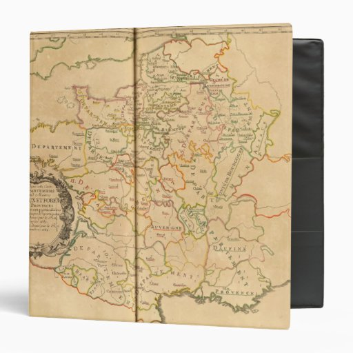 France 33 binder