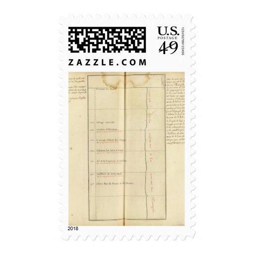 France 36 stamp