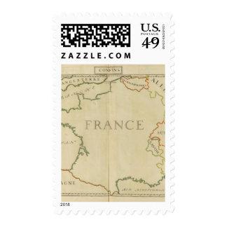 France 42 postage stamps