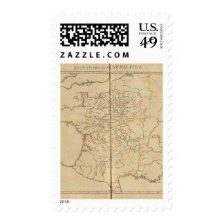 France 43 stamps