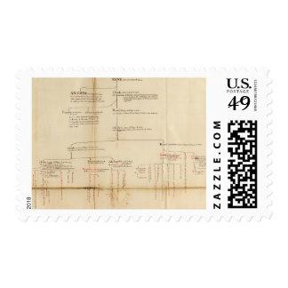 France 47 postage stamp