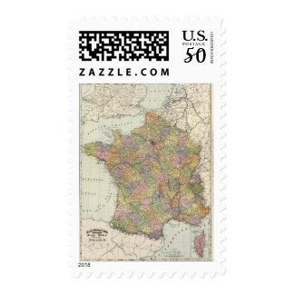 France 6 postage
