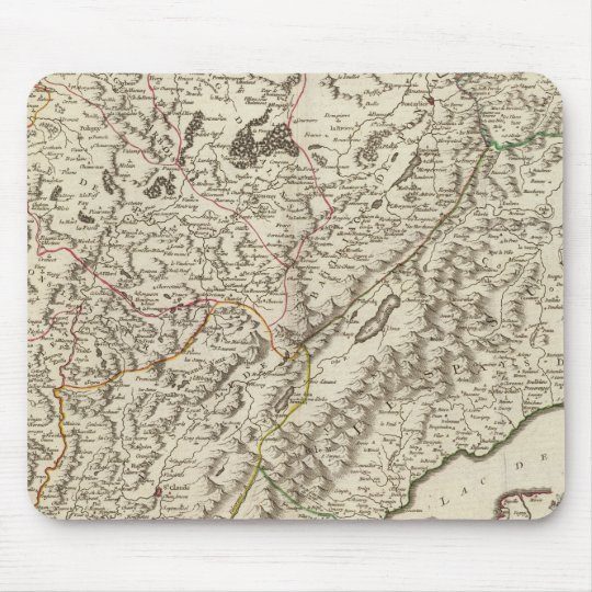 France 8 mouse pad