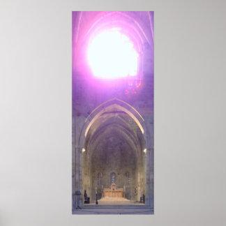 France - Abadie de Fontfroide Posters