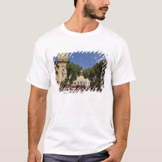 France, Aix en Provence, La Place de la Maire T-Shirt