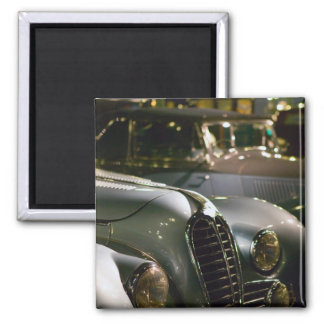 FRANCE, Alsace (Haut Rhin), Mulhouse: Musee 3 2 Inch Square Magnet