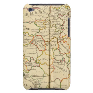 France and Boundaries Barely There iPod Cases
