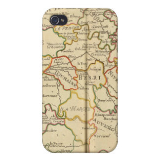 France and Boundaries iPhone 4 Cover