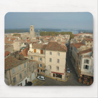France, Arles, Provence, city view from Mouse Pad