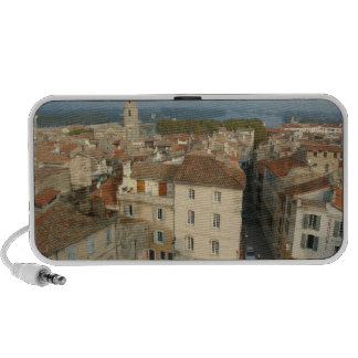 France, Arles, Provence, city view from iPod Speakers