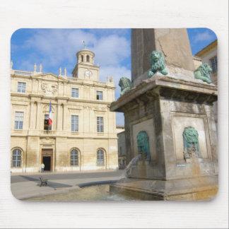 France, Arles, Provence, Place de la Mouse Pad