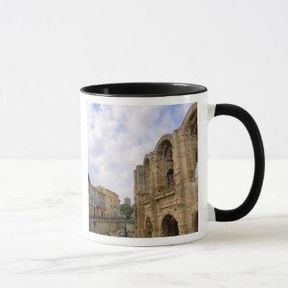 France, Arles, Provence, Roman amphitheatre Mug