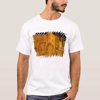 France, Avignon, Provence, Papal Palace at night 2 T-Shirt