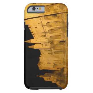 France, Avignon, Provence, Papal Palace at night Tough iPhone 6 Case