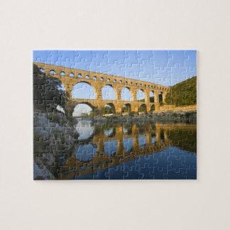 France Avignon The Pont du Gard Roman aqueduct Jigsaw Puzzle