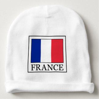 France Baby Beanie
