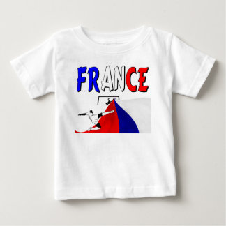 France Baby T-Shirt