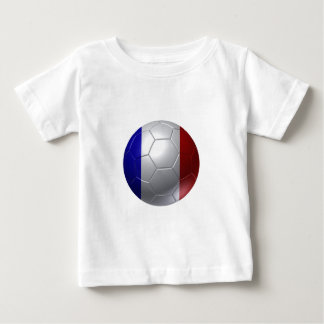 France ball baby T-Shirt