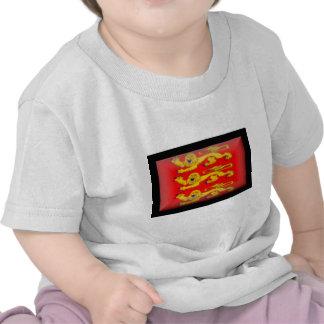France-Basse Normandie Flag Shirt