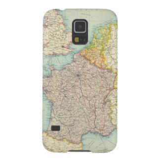 France, Belgium & Holland political Galaxy S5 Case