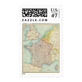 France, Belgium & Holland political Postage