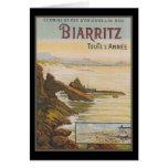 France Biarritz Card