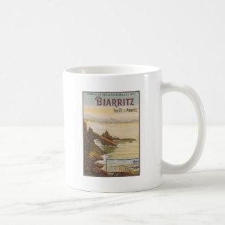 France Biarritz Mug